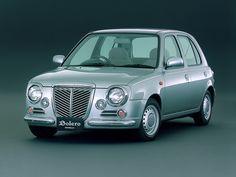 Nissan Bolero - a Micra modified by Autech. Hilaridorable.
