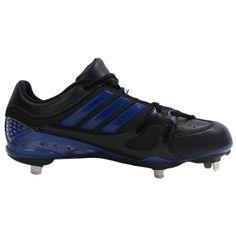 ae71f5095f00 SALE - Adidas Phenom Softball Cleats Mens Black - Was $120.00. BUY Now -  ONLY