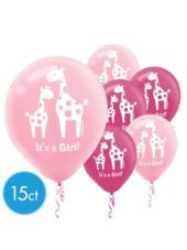 off Pink Safari baby shower tableware. Shop for Pink Safari Baby Shower Party Supplies, baby shower decorations, party favors, invitations, and more. Baby Girl Birthday Theme, Baby Girl Shower Themes, Baby Shower Party Supplies, Baby Shower Gender Reveal, Baby Shower Parties, Baby Boy Shower, Party City Balloons, Peanut Baby Shower, Baby Shower Balloons
