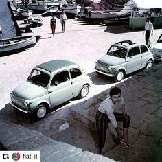 Fiat500nelmondo (@fiat500nelmondo) • Foto e video di Instagram Fiat 500, Historical Pictures, Video, Vehicles, Instagram, Italia, Car, Historical Photos, Vehicle