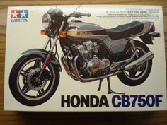 Tamiya 1 12 Scale Honda CB750F Model Kit New Item 14006 | eBay