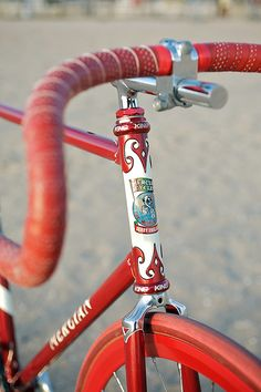 Red Hott Mercian Vincitore Track by Dancing Weapon of Mass Destruction, via Flickr