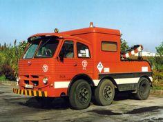 Pegaso 2045 (6x2) Camion de Remolque (1962–69г) эвакуатор