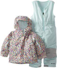 Columbia Kids Buga Bib and Jacket Set - List price: $125.00 Price: $93.71 Saving: $31.29 (25%)