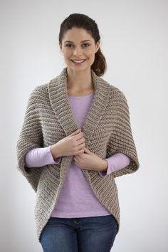 New crochet shrug cardigan free knitting Ideas Shrug Knitting Pattern, Crochet Cardigan Pattern, Crochet Jacket, Crochet Shawl, Free Knitting, Knit Crochet, Knitting Patterns, Crochet Patterns, Free Crochet