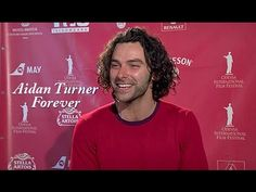 ▶ Aidan Turner Funny Interview/Set moments. Thoroughly entertaining gent XD
