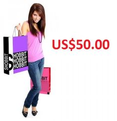 US$50.00  Discount  US$50.00 discount at shobbit.com on any product you purchase.