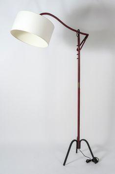 Painstaking Paradise Nauticals Antique Brass Plating Desk Lamp 20th Century Antique Furniture Australian Design