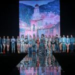 Mercedes-Benz China Fashion Week A/W 2015 http://red-luxury.com/events/mercedes-benz-china-fashion-week-aw2015-31088