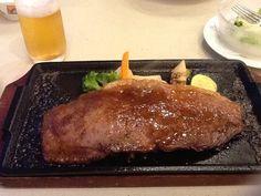 Tochigi brand beef steak.
