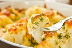 Discover official Dukan Diet recipes for creating tasty, healthy meals involving vegetables that can help you lose weight. Dukan Diet Recipes, Vegetable Recipes, Healthy Recipes, Yummy Recipes, Cheese Recipes, Cauliflower Mac And Cheese, Cauliflower Casserole, Mac And Cheese Casserole, Casserole Recipes