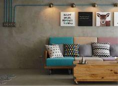 5 salas com estilos diferentes, essa é nossa proposta hoje para você decidir qual gosta mais, e como decorar a sua sala de estar!