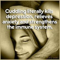 #Truth... Go out there and give someone a hug!