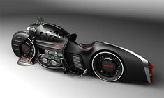 Fantastic cars and motorcycles, concept designs by Mikhail Smolyanov - ego-alterego.com