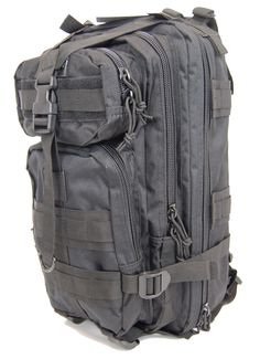 Microraptor Small Backpack - Empty