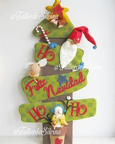 Merry Christmas, Christmas Ornaments, Craft Art, Felt Crafts, Diy Fashion, Christmas Stockings, Homemade, Holiday Decor, Creative