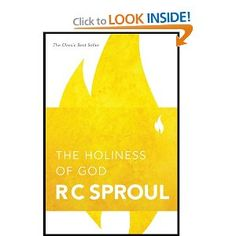 the holiness of god rc sproul pdf