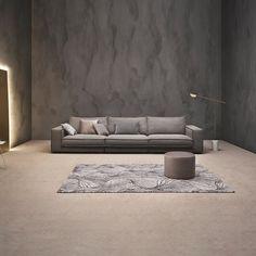 Bolia Sofa, Apt Ideas, Lounge Sofa, Interior Inspiration, Shell, Couch, Rugs, Furniture, Home Decor