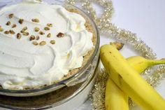 Gluten Free Dessert:  Banana Cream Pie