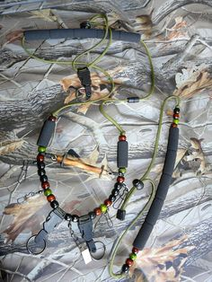 Fly Fishing Lanyard and Fly Rod Holder The by GoldenTroutLanyards, $39.95