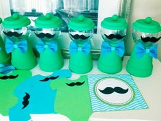diy art/crafts Lil man mustache gum ball centerpieces The Many Faces Of A Fence Article Body: A fenc Lil Man Baby Shower, Little Man Babyshower, Little Man Party, Little Man Birthday, Party Centerpieces, Mustache Centerpieces, Baby Shower Planner, Mustache Party, 2nd Birthday Parties
