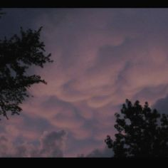 ☁☁☁Cloud right outside my house!! (: