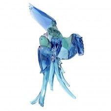Swarovski Blue Parrots Figurine 5136775