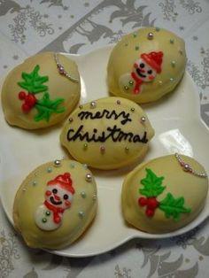 「【クリスマス】レモンケーキ☆」シフォン   お菓子・パンのレシピや作り方【corecle*コレクル】