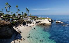 La Jolla, CA. This little enclave tucked into San Diego's coastline has some of the best dining in the metro area—like the California cuisine of George's at the Cove, or Nine-Ten, in the Grande Colonial Hotel. But it also packs in a lot of nature, such as the sunbathing sea lions at the Children's Pool beach, and the uniquely fluttery pine trees at the Torrey Pines State Reserve.