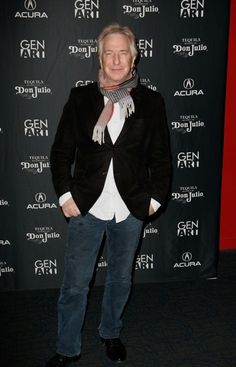 """November 19, 2008 - Alan Rickman at the New York premiere of """"Noble Son"""" at the Landmark Sunshine Theater in New York City."""