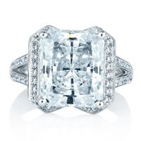 Diamond Engagement Rings, Solitaire Rings by A.JAFFE