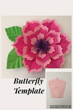 Create your own Paper Flower Using this template. You can created from Small -large PDF FILE This is an instant download after completing purchase. you can created from small-large flowers using this template. tutorials can be found on my Youtube Channel stephanieflowers Design