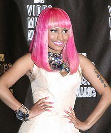 Nicki Minaj!