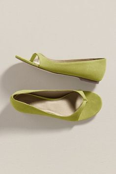 Waverly sandal by Landsend, flip flops + ballet flats = love!
