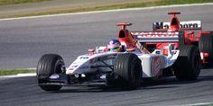 2003 . SPIELBERG . FORMULA 1 – GP VON ÖSTERREICH 2003