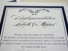 Beautiful navy vintage elegant wedding invitations diy with custom stamps