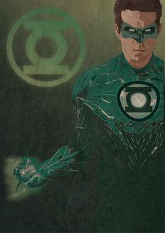 Green Lantern - Mik4g.deviantart.com