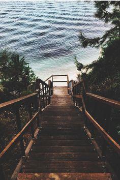 Via Tumblr > thelavishsociety > Off to the Ocean by Adam Gallagher (website) | LVSH > Instagram