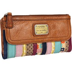 fossil wallet, I own this :-)