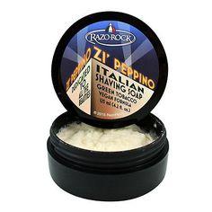 RAZOROCK Zi Peppino Artisan Shaving Soap