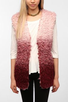 Backstage Pass Vest from Urban Outfitters