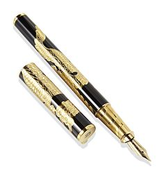 S.T. Dupont Year of the Dragon Fountain Pen (Limited Edition) | Harrods