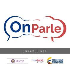 Onparle.net es un emprendimiento colombiano que cuenta con el apoyo de MinTIC, Vive Digital, Colciencias y Ventures. Aprende francés a tu ritmo con nuestras clases virtuales y profesores certificados, tú escoges la hora y el día de tu clase, aprende desde donde quieras. Visita onparle.net y empieza a planear tu futuro :) #francesalacarta #onparlenet #aprendefrancesaturitmo