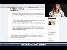 BLOG - Students Stop Suffering in School - YouTube. Dental Hygiene and Assisting Students Blog. www.dentalelle.com/blog Online Tutoring, Dental Hygiene, Students, Study, School, Youtube, Blog, Studio, Investigations