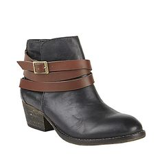 Hudson UK knockoff / stevemadden If the brown leather was black these would be cool, kind of cheapie looking tho