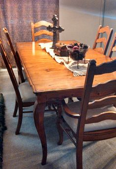 Dining Table With Chairs In Hudgins Garage Sale Wylie TX For 6500