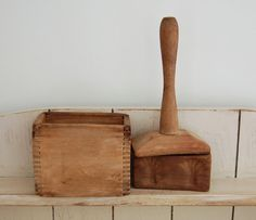 old butter mold