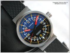 Yantar Air Nautic 24 II  24 hour watch