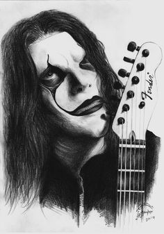 Jim Root by AminVakili on DeviantArt