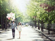 ☆野外・ロケーション撮影☆|韓国ウェディングフォト(韓国フォトウェディング)・結婚写真の前撮りならアジェリーナ☆ -5ページ目